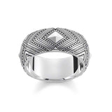 Africa Ornaments Ring - TR 2127 M