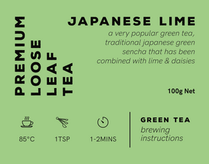 Japanese Lime - 100gm