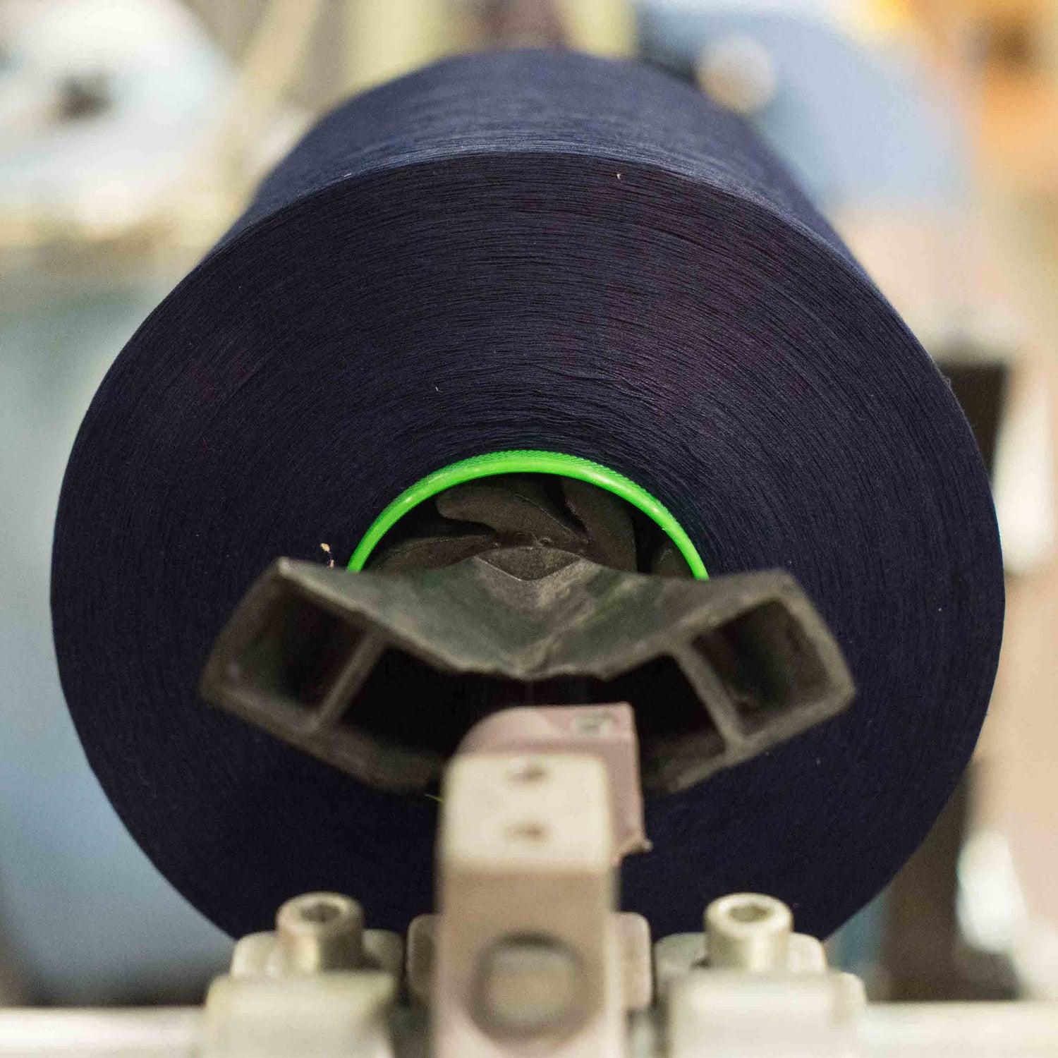 Pure Denim: high quality weaving in Italy