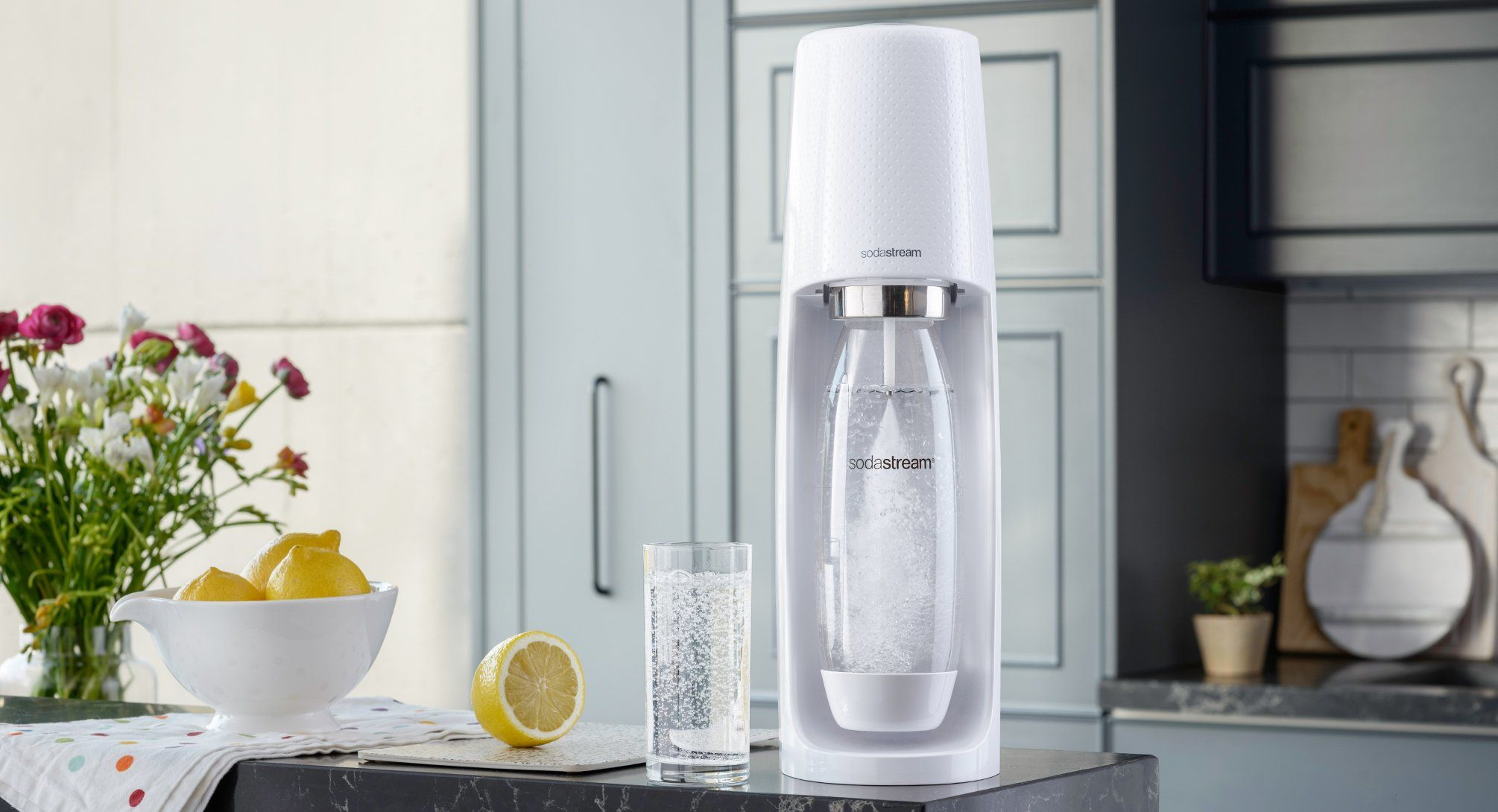 SodaStream About Us
