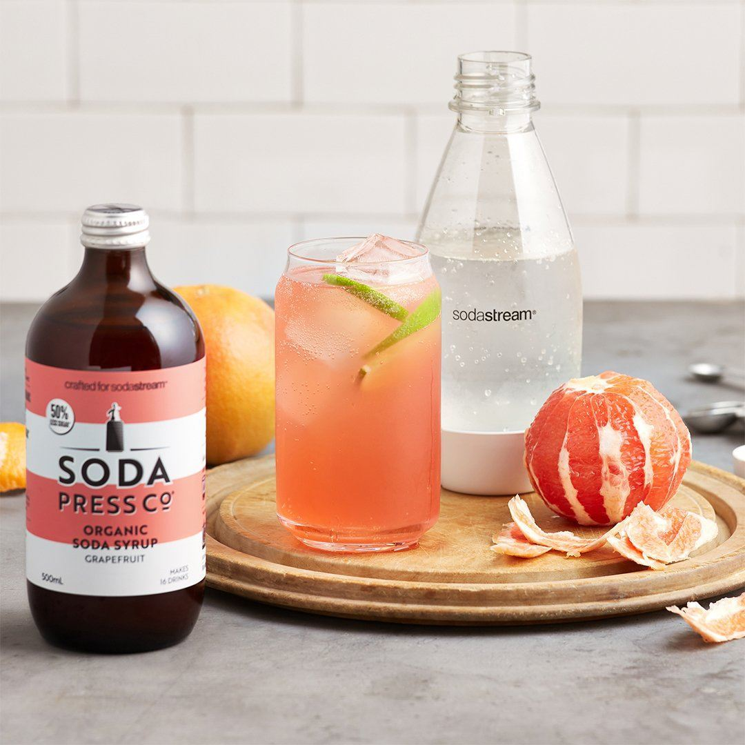 SodaStream A Perfect Alternative to Low Sugar Sodas and Sugary Drinks