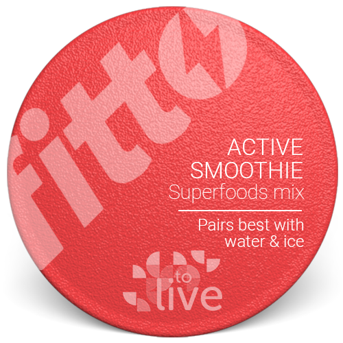 Superfood | Active Smoothie - fitto supplements, revolutionizing consumption!