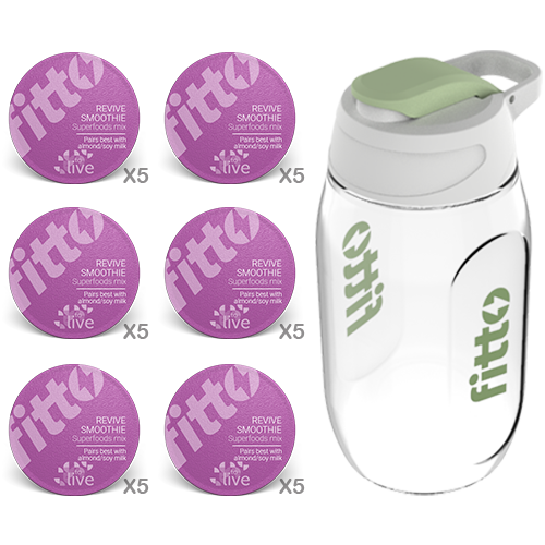 Superfood | Revive Smoothie - fitto supplements, revolutionizing consumption!