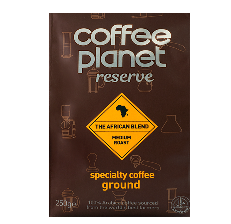 Reserve Africa Coffee (Ground) - 250g Bag
