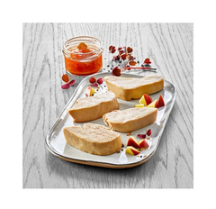 Duck Foie Gras Escalope Portions 25-40g (500g +/- Pkt)