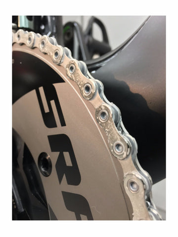 WEND Factory Waxed Chain