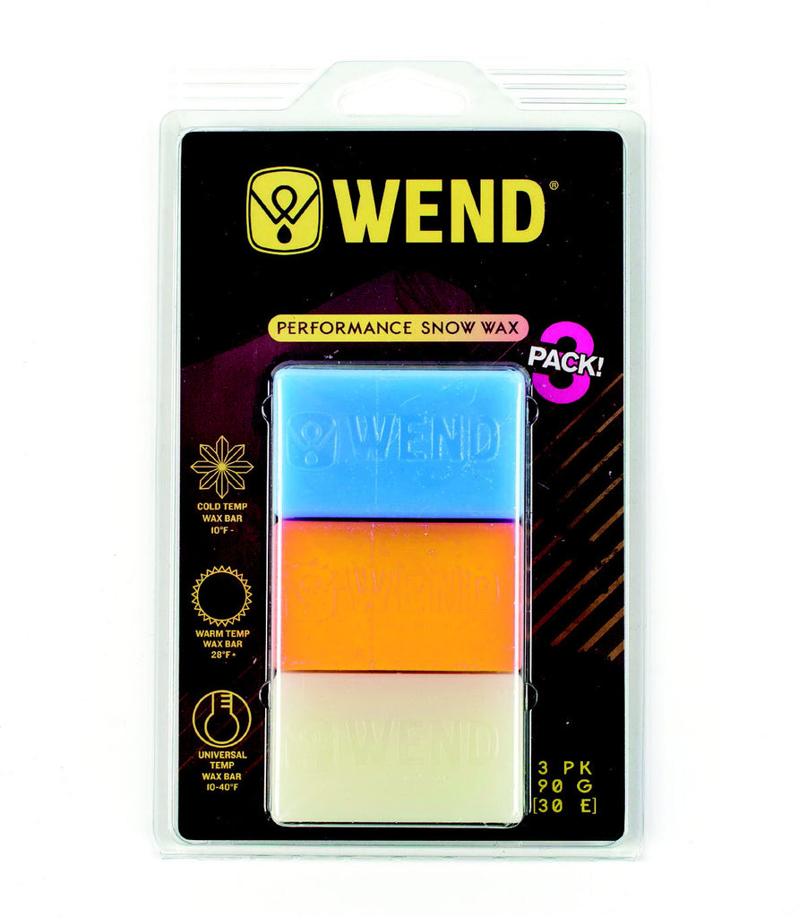 WEND NF Performance Hot Melt/Rub-On - Combo Kit