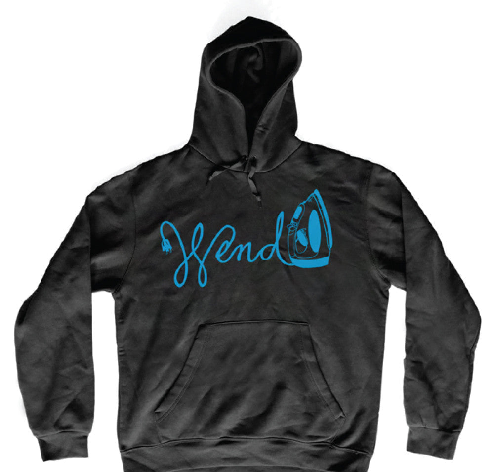 WEND Hot Iron Hoodie