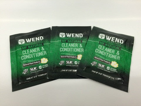 WEND MF Natural Cleaner/Conditioner Towelette
