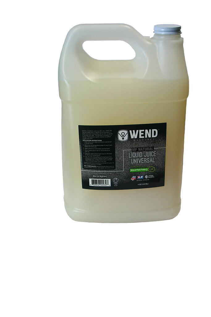 WEND MF Natural Liquid Juice - 1 Gallon BULK