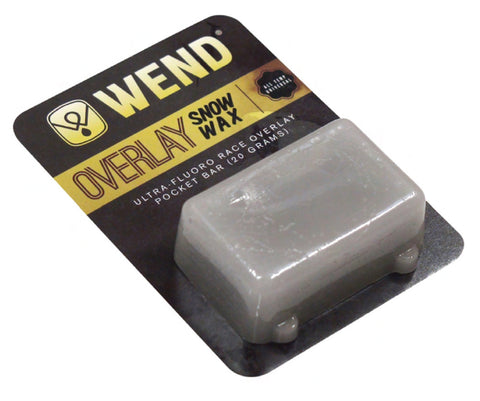 WEND HF Race Overlay Hot Start Cube Wax