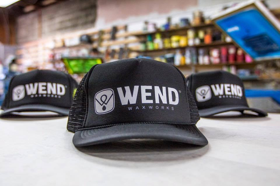 WEND Trucker Hat
