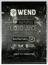 WEND Liquid Juice Wipes