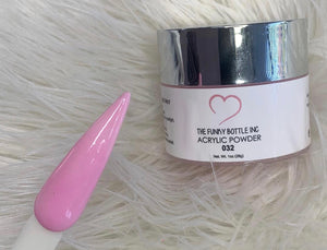 The Funky Bottle Inc Powdered Pink Acrylic Powder-032