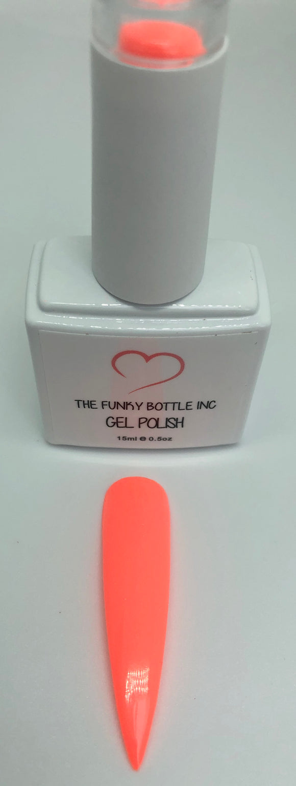 Tangerine Dream Gel Polish-SU23