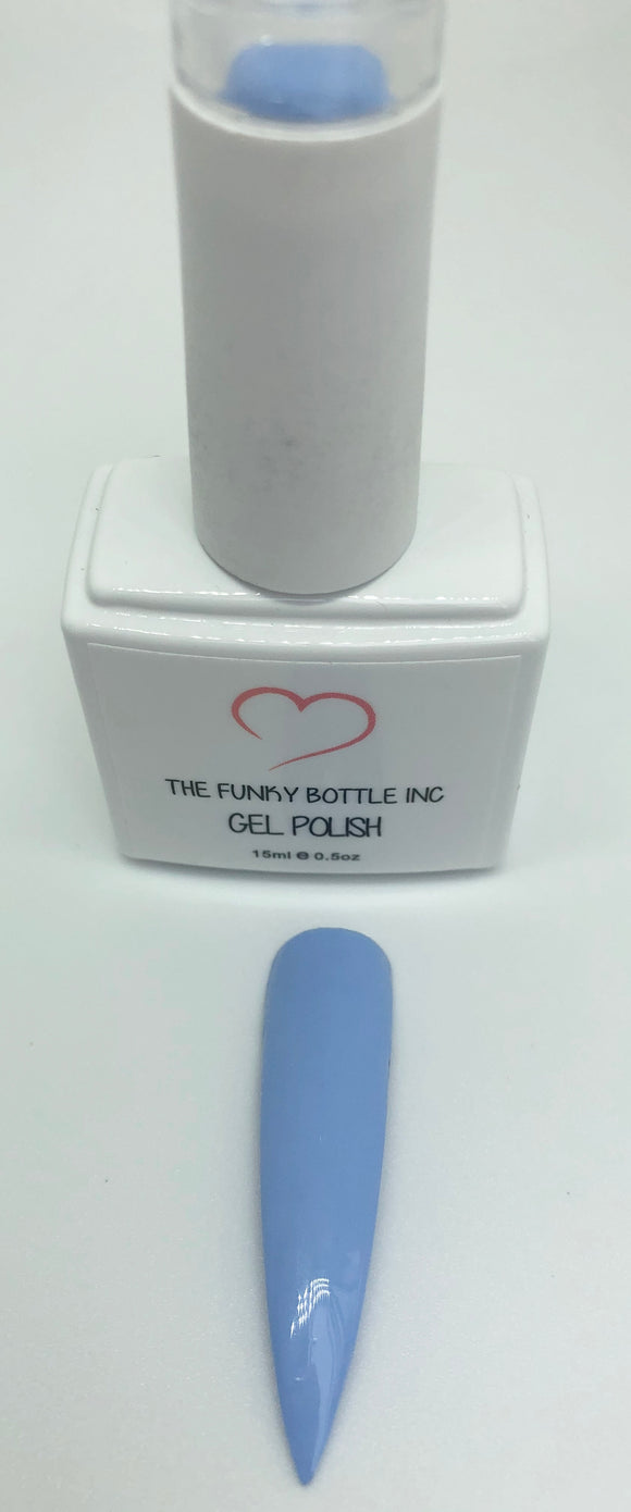 Bluebell Gel Polish - SU36