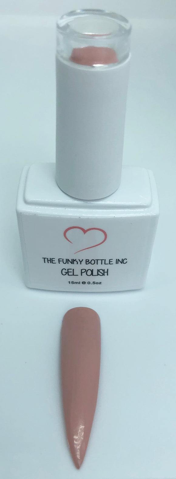 Naughty Nude Gel Polish- NU23