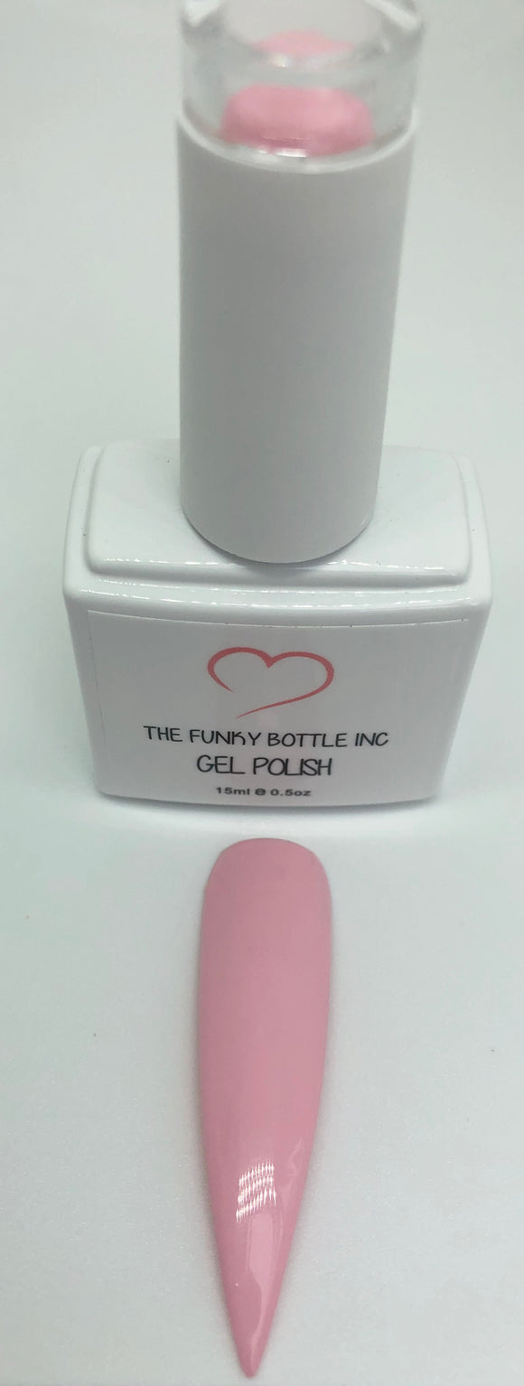 Pretty in Pink Gel Polish-SU18