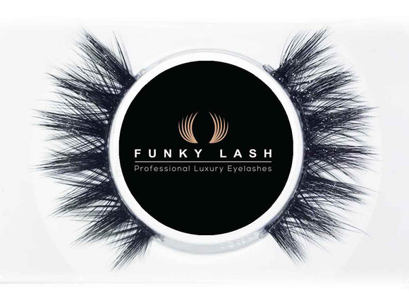 Amber Strip Lash