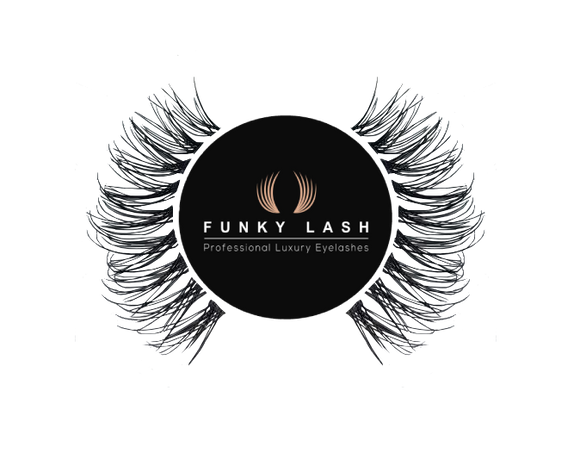 Funky Lash 'Beatrice' Cruelty Free Strip Lashes