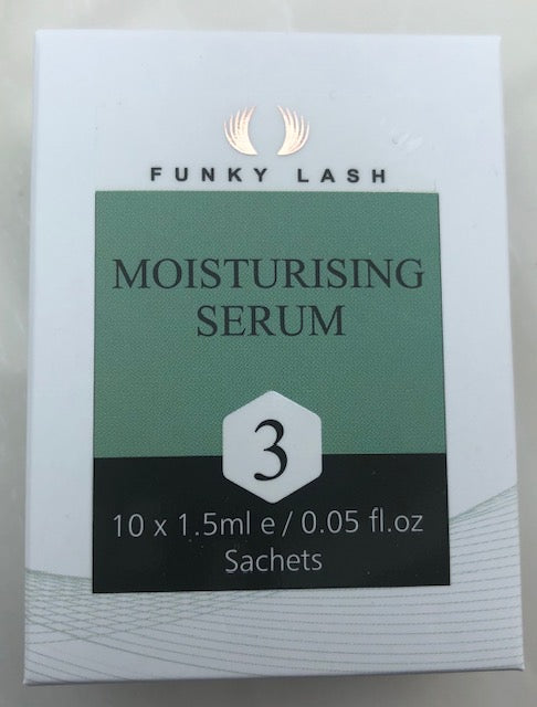 Step 3 Moisturising Serum