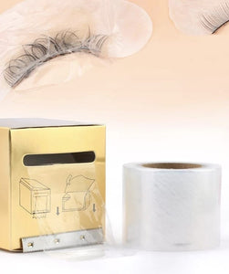 Eyelash Removing Cling Film In Box