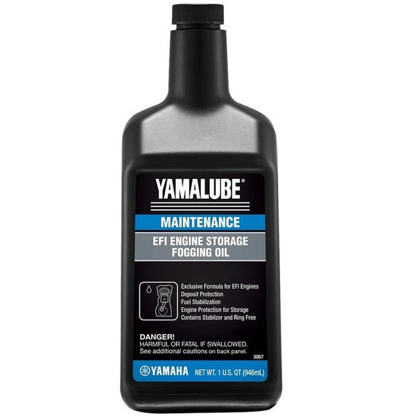 Yamaha Yamalube ACC-STORR-IT-32 EFI Engine Storage Fogging Oil, 32 oz.