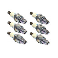 NGK 6 Pack of Replacement Spark Plugs # CMR7H-6PK