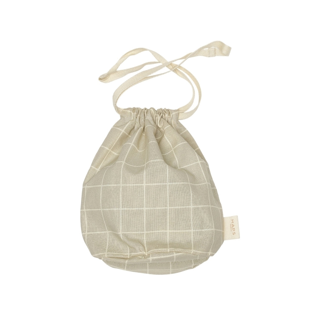Multibag - Oyster Grey Check