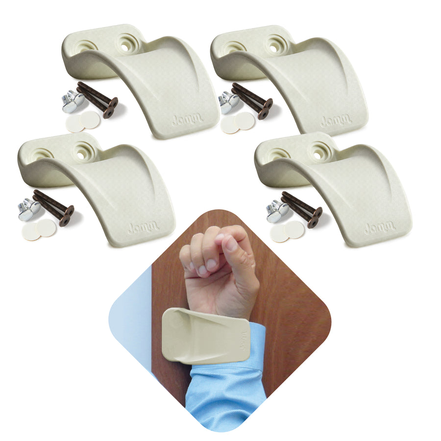 Jamm Hands Free Door Opener 4-pk