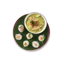 Load image into Gallery viewer, CHO CHAMP GREEN CURRY