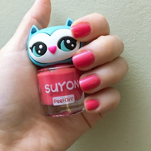 Suyon Awesome Owlia Pink