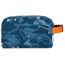 Load image into Gallery viewer, Snack Box Bag - Camo Sharks *NEW*