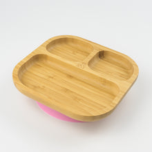 Load image into Gallery viewer, MCK Bamboo Plate - Pink