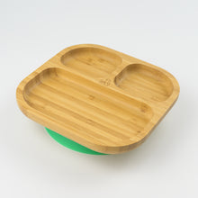 Load image into Gallery viewer, MCK Bamboo Plate - Green