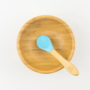 MCK Bamboo Spoon - Blue