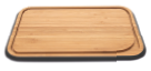 Cutting board (S) - Black Rim *NEW*