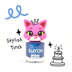 Suyon Stylish Tina Dark Blue