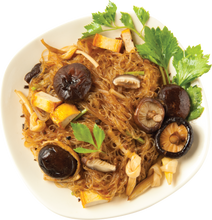 Load image into Gallery viewer, CHO CHANG STIR FRIED SHIITAKE MUSHROOM VERMICELLI (85g) (5 pkt / bundle)