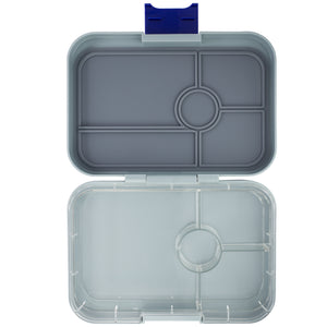 Yumbox™ Tapas - Flat Iron Gray Non-Illustrated 5-Compartments