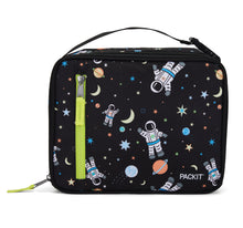 Load image into Gallery viewer, Packit Freezable Spaceman Classic Lunchbox Bag - Front View