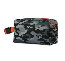 Load image into Gallery viewer, Snack Box Bag - Charcoal Camo