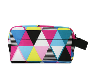 Snack Box Bag - Triangle Stripe