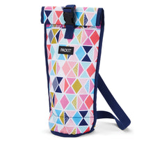 Load image into Gallery viewer, Freezable Wine Bag - Festive Gem