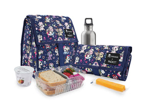 Great insulated bag for bento lunch in Tokidoki's print