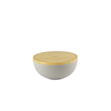 Load image into Gallery viewer, Salad bowl (S) - Light grey