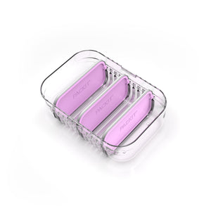 Mod Lunch Bento Container - Peony