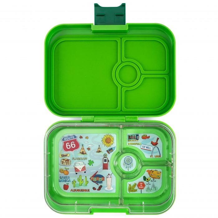 Yumbox™ Panino - Avocado Green