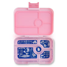 Load image into Gallery viewer, Yumbox™ Tapas - Amalfi Pink Bon Appetit 5-Compartments