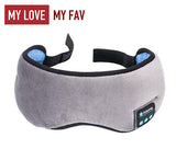 Bluetooth Sleeping Mask Headphone - mylovemyfav